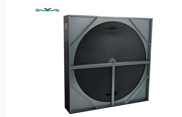 转轮式能量回收换热器